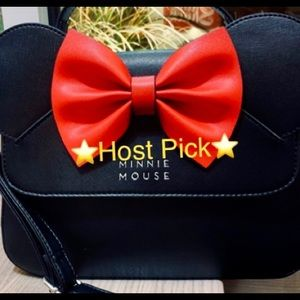 👑$65 OBO!⭐️Loungefly Disney Minnie Mouse Purse